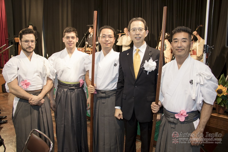 100º Aniversário Da Associação Fukushima Kenjin Do Brasil