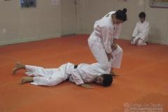 Aikijujutsu - Troca de Faixas