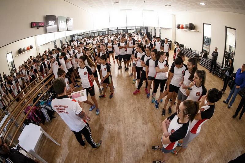 Projeto Olímpico Karate