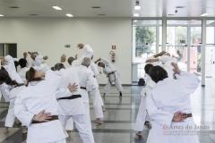 Seminário Internacional IKGA com o Kyoshi-Shihan 8º Dan Gonzalo Ramirez Ortiz