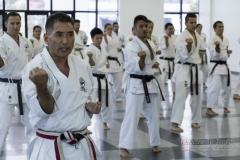Seminário Internacional IKGA com o Kyoshi-Shihan 8º Dan Gonzalo Ramirez Ortiz o Kyoshi-Shihan 8º Dan Gonzalo Ramirez Ortiznzalo