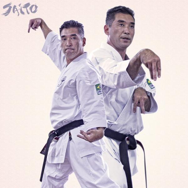 Nosso colunista semanal Akira Saito.