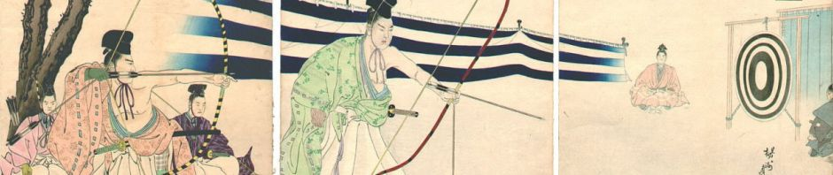 AdJ_Kyudo-10_Perido-Feudal-Japones