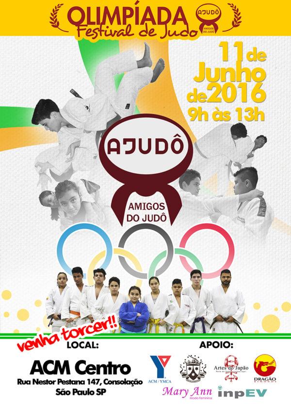 Olimpiada - Festival de Judo