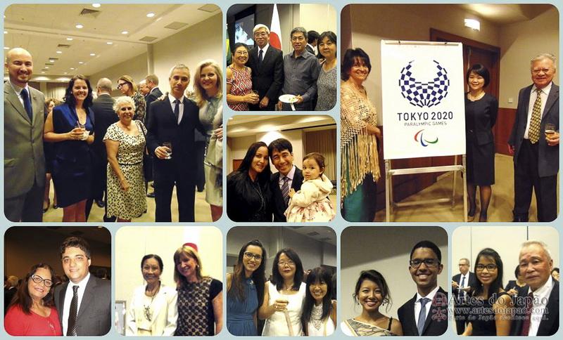 Convidados de muitas instituições. (Foto: Teruko Okagawa Monteiro)